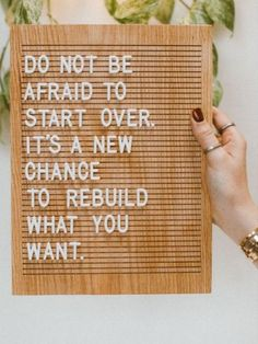 Letter Board Quotes We Love That Will Inspire You Have you caught the letterboard craze yet? Use these quotes for your own letter board to motivate you every day! #counselinghelps #inspirationalquotes #letterboard #messageboards #journalprompts #knowncounselingco