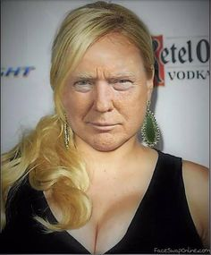Edit images for free using the online compositor. Take Trump disguise Party as a template or generate your own. Trump Funny Face, Donald Trump Funny, Funny Faces, Caricatures, Donald Trumph, Funny Face Swap, Face Swaps, Cebu, Food Network