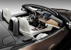 We appreciate BMW New Z4_3, which focuses on the interior surface materials and exterior paint colors. Nice. #Dec2013