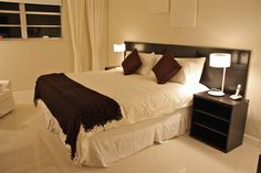 Spacious Hotel Quality Master Bedroom