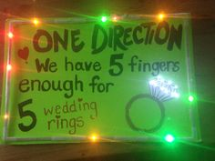 My sign for the One Direction Concert last night in DC! Best Concert Ever! Concert Signs, Concert Wear, Concert Posters, Concert Clothes, One Direction Posters, One Direction Concert, Fan Poster, Fan Signs, Directional Signs