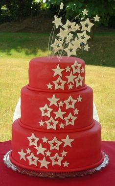 American Girl Cake party ideas