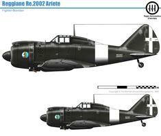 Italian Air Force, War Thunder, Ww2 Planes, Aircraft Design, Nose Art, Fiat, World War Ii, Airplanes, Wwii