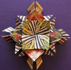 teabag folding | tea bag folding | Flickr - Photo Sharing!