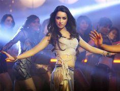 Shraddha Kapoor Hot Photos from Ungli Dance Basanti song
