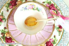 chá ingles, mesa pos