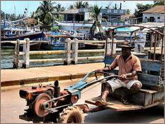 Negombo, Sri Lanka (www.secretlanka.com) #srilanka #negombo
