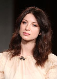 Look at how perfect her serious face is. | It's Time To Talk About Caitriona Balfe