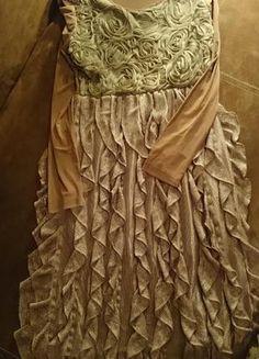 NOWA koronkowa sukienka 36 S beż złoto Asos, Zara, Victorian, Dresses, Fashion, Gowns, Moda, Fashion Styles, Dress