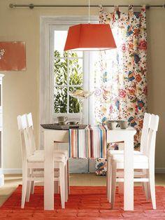 Aprovecha los metros con estas mesas que se amplían con facilidad.
