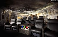 Awesome 9 Out of This World Home Theaters !!!