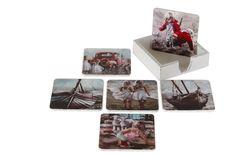 MCW15004 - Seasons - Set of 6 Coasters