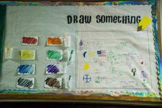 Draw Something bulletin board Ra Boards, Draw Something, Board Ideas, Bulletin Boards, Bulletin Board, Data Boards