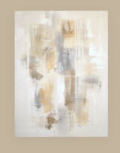 Holiday Sale Take 20% off Art,Painting, Painting,Abstract, Acrylic Paintings on Canvas by Ora Birenbaum Titled: Inner Peace 2 30x40x1.5""