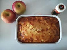 leckerer Apfelkuchen Low Carb Kuchen
