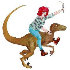 Fine art prints and paintings by Phoebekirk To Boast, Dinosaur Stuffed Animal, Fine Art Prints, Illustration, Handmade Gifts, Painting, Animals, Fictional Characters, Vintage