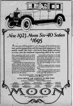 1940s Advertising Old Car Ads Home Old Car Brochures
