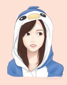 twice animadas - Bing images Nayeon, Kpop Fanart, Pinguin Drawing, Fan Art, Twice Fanart, Penguin Art, Kpop Drawings, Fandom, Myoui Mina