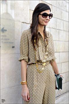 fashion icon: Giovanna Battaglia.