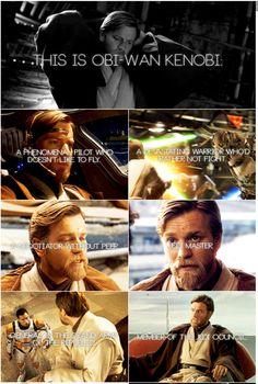 Obi-Wan Kenobi. (1/2)