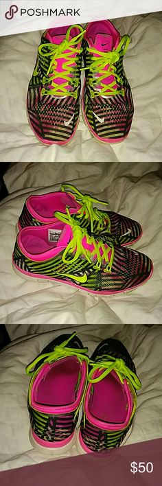 Nike athletic shoes In great condition and only worn a cuple of tomes. Nike Shoes Athletic Shoes