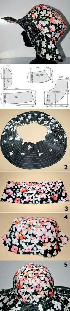 How is the hat erected?..<3 Deniz <3