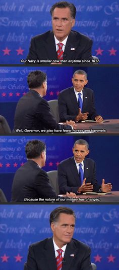 One of my favorite moments in the 2012 presidential campaign. :D