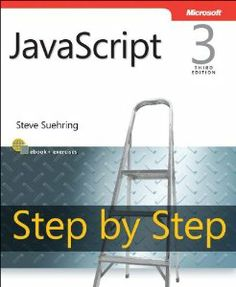 JavaScript Step by Step (Step By Step (Microsoft)) by Steve Suehring. $21.09. Series - Step By Step (Microsoft). Publication: June 22, 2013. Publisher: Microsoft Press; 3 edition (June 22, 2013). Author: Steve Suehring