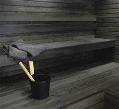 Ellit.fi - Saunan vahaaminen – Sudi sauna mustaksi!
