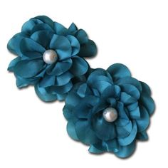 Maya Road TK2434 Satin Scallop Edge Blooms Flowers Teal * You can find out more details at the link of the image.(It is Amazon affiliate link)