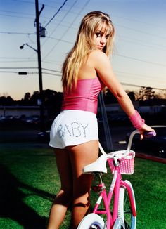 Show Me a Bike: britney spears