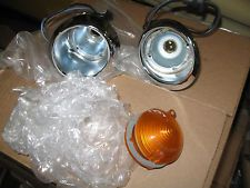 1965 1966  NOS Ford Mustang Shelby  GToriginal front turn signal assemblies