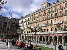 Pamplona Travel Around The World, Around The Worlds, Pamplona Spain, Plaza, Far Away, My Dream, Madrid, Cities, Barcelona