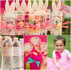 bunny candy push pops