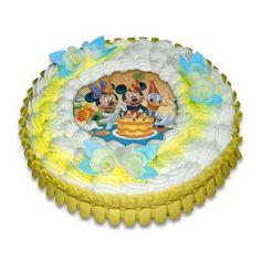 FESTA IN GIALLO. Clicca e acquista la bontà! torte personalizzate per tutti i gusti!