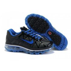 low priced a2143 0a3e3 Nike Air Max 2011 Black Blue D11046 Air Max 2009, Nike Air Max 2011,