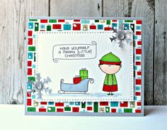 Little North Pole   Unity Stamp Co