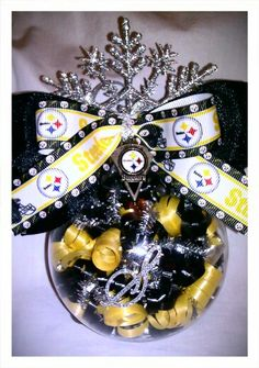 Steelers Ornament Ebay.com