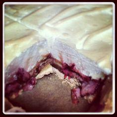 Strawberry-Rhubarb Pie Recipe borrowed from www.mojewypieki.com