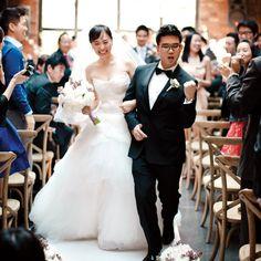 The happy/winning couple!   Cly Creation #wedding #bride #groom