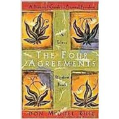 The Four Agreements (Anniversary) (Paperback)