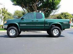Toyota 2006 Tundra, 2000 Toyota Tundra, Toyota Tundra Lifted, 2010 Toyota Tacoma, Nissan Trucks, Toyota Trucks, Gmc Sierra Denali, Truck Mods, Lift Kits