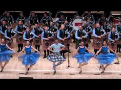 Scotland 2009 SFU Concert with Highland Dancers
