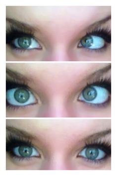 My eyesss haha what happens when I spend a little extra time on them
