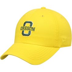 36254c66630 Oregon Ducks Nike Dri-Fit Wool Classic Adjustable Hat. See More. Oregon  Ducks Top of the World Solid Crew Adjustable Hat - Yellow -  19.99