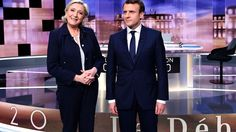 #LePen #Tells Macron: Have #Islamic Fundamentalism Soft Spot...