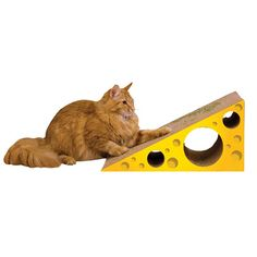 Found it at Wayfair - Cheese Scratching Board