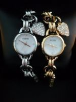 Guess 2012 Round Charms Watch Bracelets