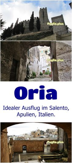 Idealer Ausflug im Salento, Apulien, Italien #ausflugstipp #ausflugsziel #ausflugstipps #ausflugsziele #salento #salentourlaub #salentoreise #salentotipps #salentoempfehlung #salentoempfehlungen Hotel Am Strand, Mount Rushmore, Mountains, Nature, Travel, Cliff Diving, Old Town, Road Trip Destinations, Vacations