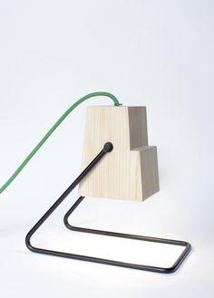 360° Lamp is a minimal lighting fixture designed by Poland-based designer Magdalena Chojnacka. #light #design